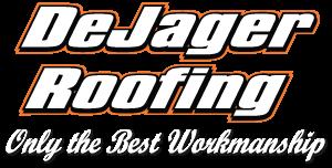DeJager Roofing Logo